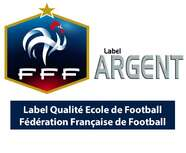 Label FFF Ballon d'argent